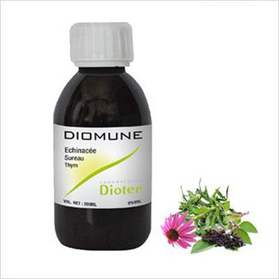 DIOMUNE - DEFENSES NATURELLES
